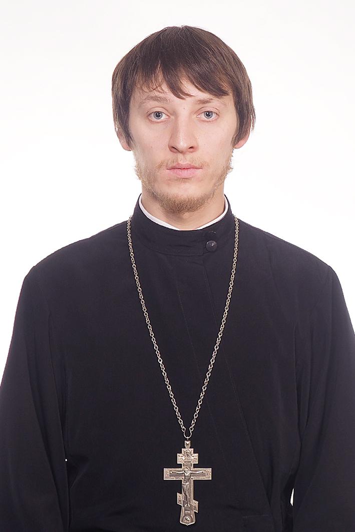иерей Артемий Попов