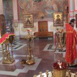 Литургия. Неделя 2-я по Пасхе. Апостола Фомы